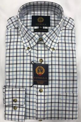 viyella overhemd
