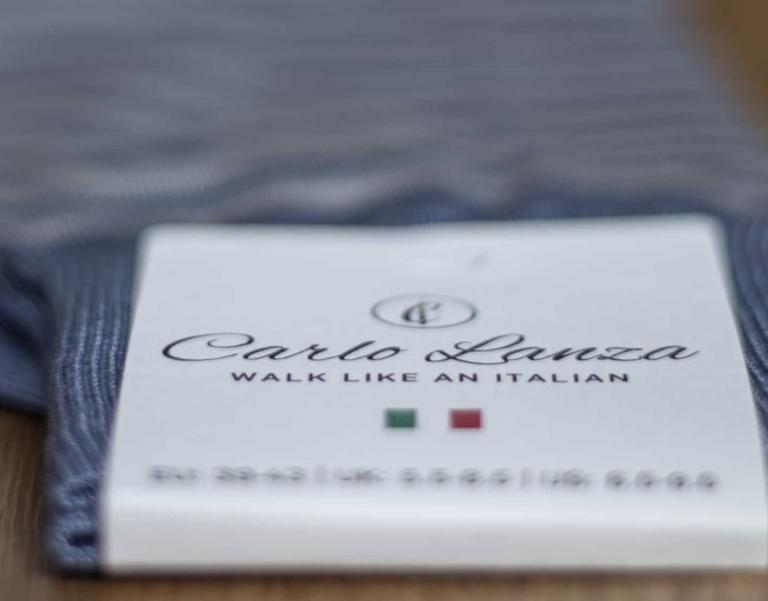carlo lanza sokken italiaans familie bedrijf